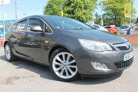 USED 2010 60 VAUXHALL ASTRA 2.0 ELITE CDTI 5d 157 BHP AMAZING SPEC VEHICLE - FULL LEATHER INTERIOR - MUST BE SEEN
