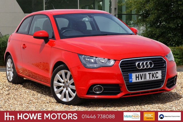 2011 11 AUDI A1 1.4 TFSI SPORT 3d 122 BHP RADIO/CD AUDIO WITH CD CHANGER ICE-COLD CLIMATE