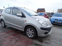 2012 NISSAN PIXO 1.0 N-TEC LOW MILES £0 TAX £2595.00