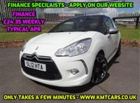2012 CITROEN DS3 1.6 E-HDI AIRDREAM DSPORT PLUS 3d 111 BHP £4750.00