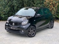 USED 2017 17 SMART FORFOUR 1.0 PRIME PREMIUM PLUS 5d 71 BHP