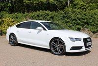 2015 AUDI A7 3.0 SPORTBACK TDI ULTRA S LINE 5d AUTO 215 BHP £19495.00
