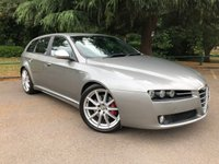 USED 2010 60 ALFA ROMEO 159 1.7 TBI SPORTWAGON TI 5d 200 BHP VERY SPECIAL CAR