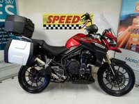 USED 2015 15 TRIUMPH TIGER EXPLORER 1215