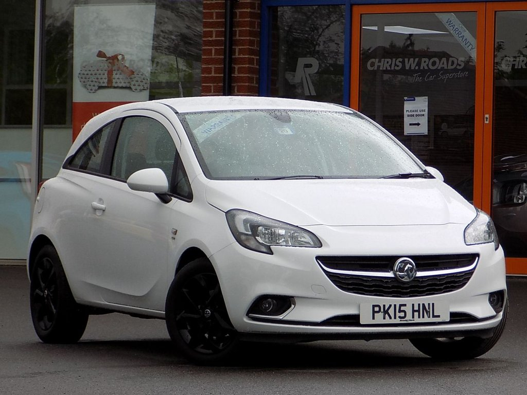 USED 2015 15 VAUXHALL CORSA 1.4 ecoFlex SRi 3dr ** Bluetooth + Cruise **