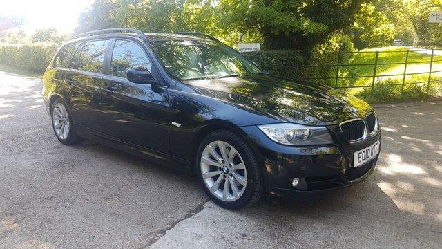 2010 10 BMW 3 SERIES 2.0 320D SE BUSINESS EDITION TOURING 5d AUTO 175 BHP