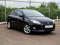 2011 FORD FOCUS 1.6 ZETEC 5d 104 BHP £SOLD