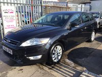 USED 2012 61 FORD MONDEO 1.6 ZETEC TDCI 5d 114 BHP Useful duel purpose estate car, economical, low road tax. Superb