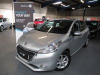 USED 2013 63 PEUGEOT 208 1.4 HDI ACTIVE 5d 68 BHP