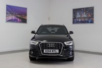 USED 2014 14 AUDI Q3 2.0 TDI S LINE 5d 140 BHP MAY 2020 MOT & Just Been Serviced