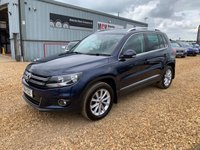 2011 VOLKSWAGEN TIGUAN 2.0 SE TDI BLUEMOTION TECHNOLOGY 4MOTION 5d 138 BHP £7490.00