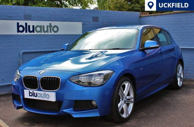 View our BMW 125