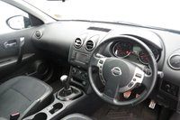USED 2013 63 NISSAN QASHQAI 1.6 360 5d 117 BHP Part Leather - Touch Screen