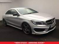 USED 2015 15 MERCEDES-BENZ CLA 2.1 CLA200 CDI AMG SPORT 4d AUTO 136 BHP