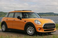 2015 MINI HATCH ONE 1.2 ONE 5d 101 BHP £8990.00
