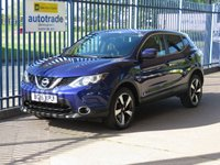 2016 NISSAN QASHQAI 1.5 N-CONNECTA DCI 5d 108 BHP £SOLD
