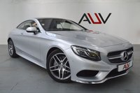 USED 2015 65 MERCEDES-BENZ S CLASS 4.7 S500 AMG LINE 2d AUTO 450 BHP