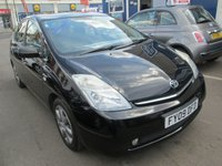 2009 TOYOTA PRIUS AUTOMATIC 1.5 T4 VVT-I 5d  77 BHP £5295.00