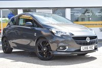 USED 2016 16 VAUXHALL CORSA 1.4 LIMITED EDITION 3d 89 BHP COMES WITH 6 MONTHS WARRANTY