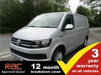 2018 VOLKSWAGEN TRANSPORTER T28 SWB Highline 150ps Barn Doors £18795.00