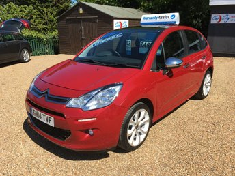 2014 CITROEN C3 1.6 E-HDI AIRDREAM SELECTION 5d 91 BHP £4990.00