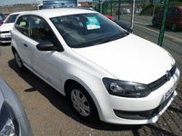 USED 2013 63 VOLKSWAGEN POLO 1.2 S 3d 60 BHP