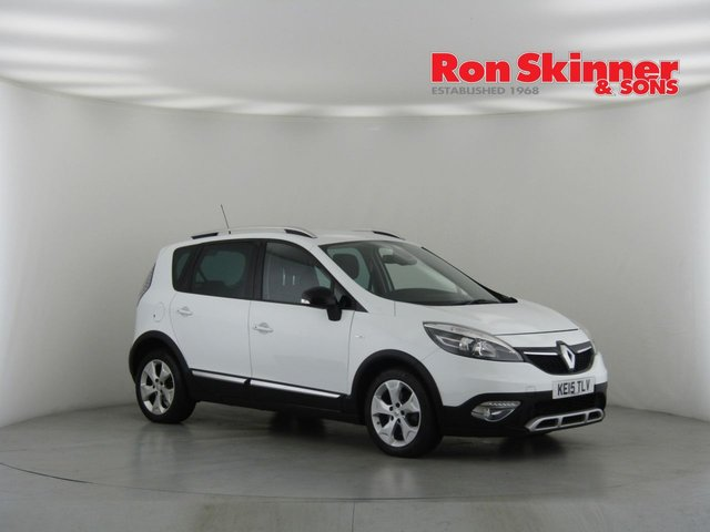 View our 2015 15 RENAULT SCENIC 1.5 XMOD DYNAMIQUE NAV BOSE PLUS DCI 5d 110 BHP