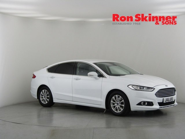View our 2016 16 FORD MONDEO 1.5 TITANIUM ECONETIC TDCI 5d 114 BHP
