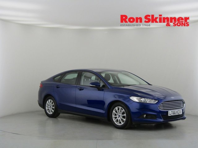 View our 2016 66 FORD MONDEO 1.5 STYLE ECONETIC TDCI 5d 114 BHP