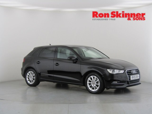 View our 2015 15 AUDI A3 2.0 TDI SE 5d 148 BHP