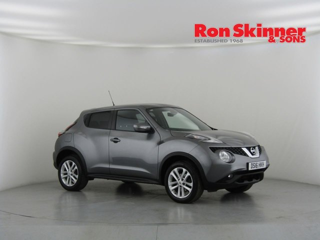 View our 2016 16 NISSAN JUKE 1.5 N-CONNECTA DCI 5d 110 BHP