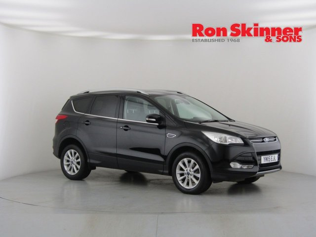 View our 2015 15 FORD KUGA 2.0 TITANIUM TDCI 5d 148 BHP