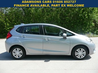 Used Honda Cars In Northwich From Adamsons Cars Limited
