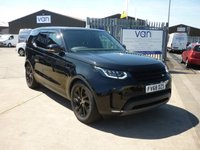 2018 LAND ROVER DISCOVERY 2.0 SD4 COMMERCIAL HSE 1d AUTO VAN 237 BHP £48995.00