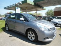 2009 TOYOTA VERSO 1.8 TR V-MATIC 5d 145 BHP 7 SEATER!! £4995.00