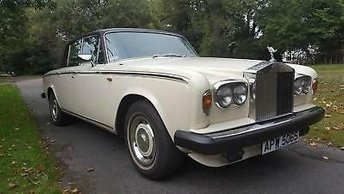1977 ROLLS-ROYCE SILVER SHADOW 6.8 ALL VARIANTS 4d AUTO £10495.00