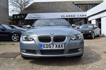 2007 BMW 335 3.0 2dr £8695.00