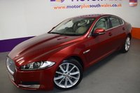 USED 2012 62 JAGUAR XF 2.2 D PREMIUM LUXURY 4d AUTO 200 BHP