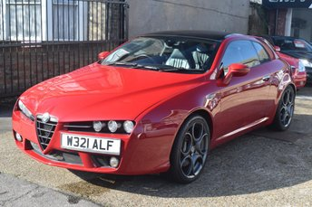 2007 ALFA ROMEO BRERA 3.2JTS V6 Q4 SV £6495.00