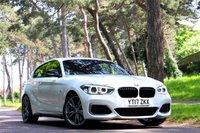 2017 BMW 1 SERIES 3.0 M140I 3d AUTO 340 BHP