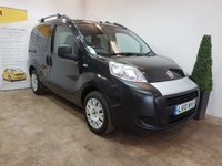 USED 2010 10 FIAT QUBO 1.4 ACTIVE 5d 73 BHP