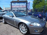 USED 2007 07 JAGUAR XK 4.2 COUPE 2d AUTO 294 BHP LOVELY CARED FOR EXAMPLE, GREAT VALUE, STUNNING