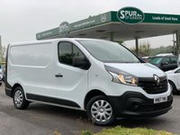USED 2017 67 RENAULT TRAFIC 1.6 SL27 BUSINESS ENERGY DCI 1d 125 BHP ULEZ Compliant, Euro 6, Bluetooth Phone Connectivity, Finance Arranged.