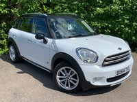 USED 2014 64 MINI COUNTRYMAN 2.0 COOPER D ALL4 5d AUTO 110 BHP CHILLI PACK