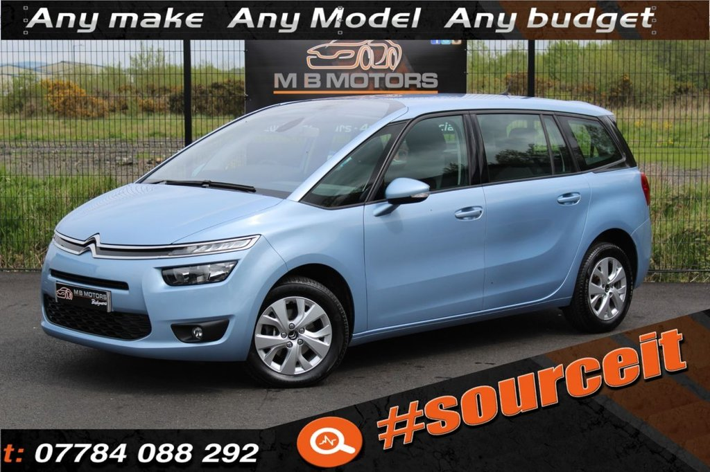 USED 2016 CITROEN C4 GRAND PICASSO SELECTION 1.6 BLUEHDI 118 BHP #SOURCEIT