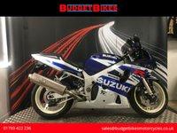 2003 SUZUKI GSXR600 GSX-R 600 599cc £2190.00