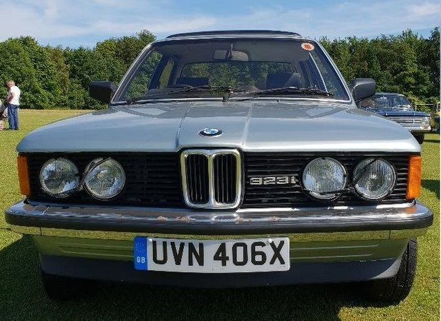 View our BMW 323
