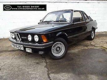 1982 BMW 323 2.3 323I 2d 143 BHP £8495.00
