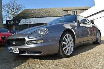 2010 MASERATI 3200 3.2 V8 GT £11995.00