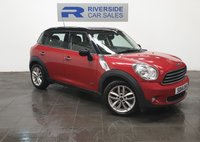 2014 MINI COUNTRYMAN 1.6 COOPER D ALL4 5d 112 BHP £9500.00